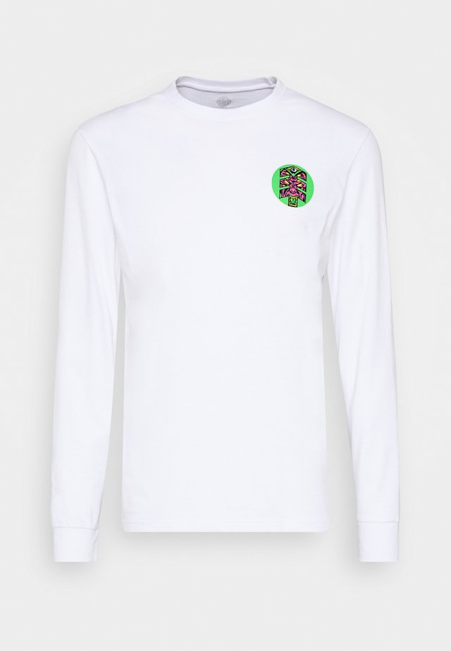 AMUN - Longsleeve - optic white