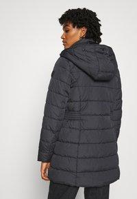 ONLY - Winter coat - dark grey melange - 3