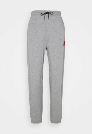 DICHIBI REDLABEL - Tracksuit bottoms - grey melange
