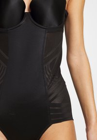 Marks & Spencer London - GEO STRAPLESS - Body - black - 7