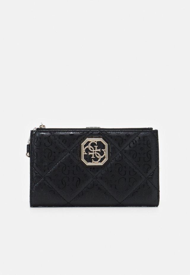DILLA ZIP ORGANIZER - Peněženka - black