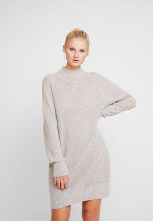 LORRAINE - Abito in maglia - grey melee