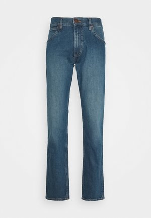 GREENSBORO - Straight leg jeans - hunter blue