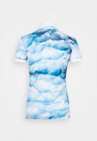J.LINDEBERG - Sports shirt - cloud midnight summer blue - 1