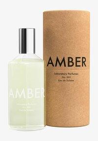 Laboratory Perfumes - EAU DE TOILLETTE AMBER - Eau de Toilette - - - 0