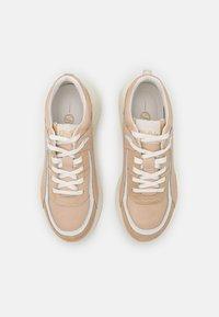 Buffalo - RENZO - Sneakersy niskie - beige - 5