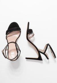 HUGO - High heeled sandals - black - 3