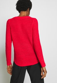 ONLY - ONLGEENA - Pullover - high risk red - 2