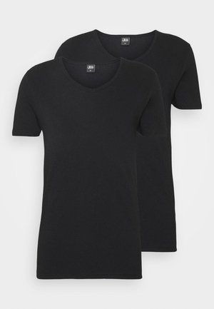 Maglietta intima - schwarz