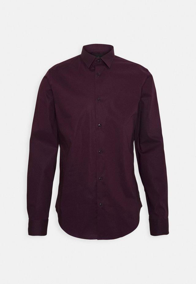 Camisa - bordeaubergine
