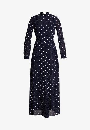 Robe longue - navy blue