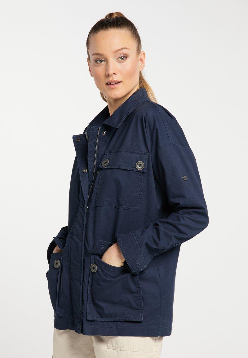 DreiMaster - Light jacket - marine