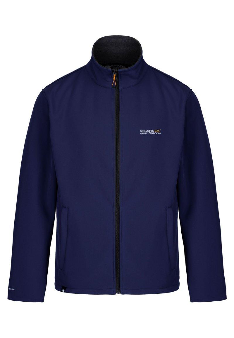 Regatta - Soft shell jacket - navy(navy)