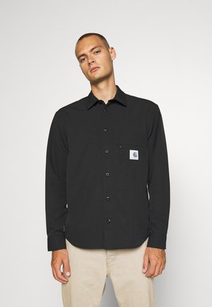 COPEMAN - Shirt - black