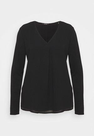 FASINA - Bluser - black