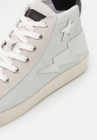 The Kooples - EXCLUSIVE  - Baskets montantes - white - 5