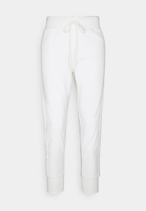 LOOPBACK - Tracksuit bottoms - nevis
