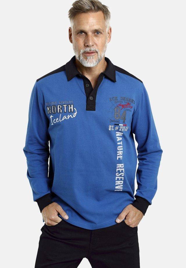 ARLO - Sweater - blau