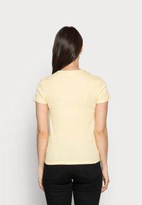 Marc O'Polo DENIM - Basic T-shirt - sunlight - 2