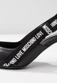 Love Moschino - Pumps - black - 2