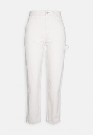 PAINTER BOY  - Relaxed fit jeans - white denim