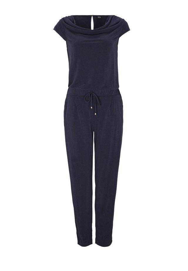 Jumpsuit - navy