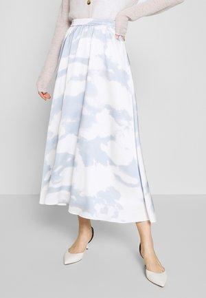 KACY MAXI SKIRT - Długa spódnica - light blue