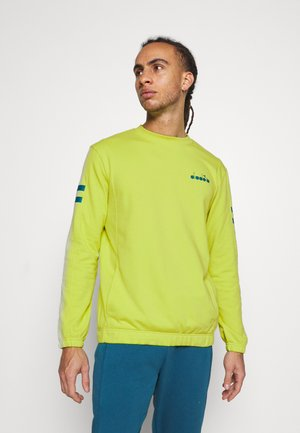 CREW  - Sweater - verde acido