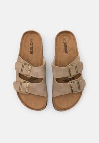 Cotton On - DOUBLE BUCKLE - Mules - tan - 3