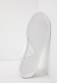 Lacoste - LEROND - Sneakers laag - white/black - 5