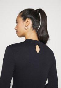 Missguided - HALLOWEEN BLACK MAGIC GRAPHIC BODYSUIT - Long sleeved top - black - 3