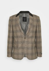 Shelby & Sons - KNOWLE - Blazer jacket - brown - 0