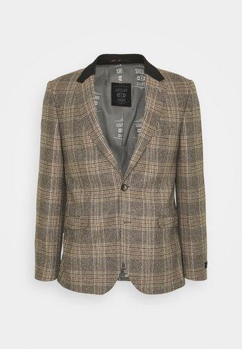KNOWLE - Blazer jacket - brown