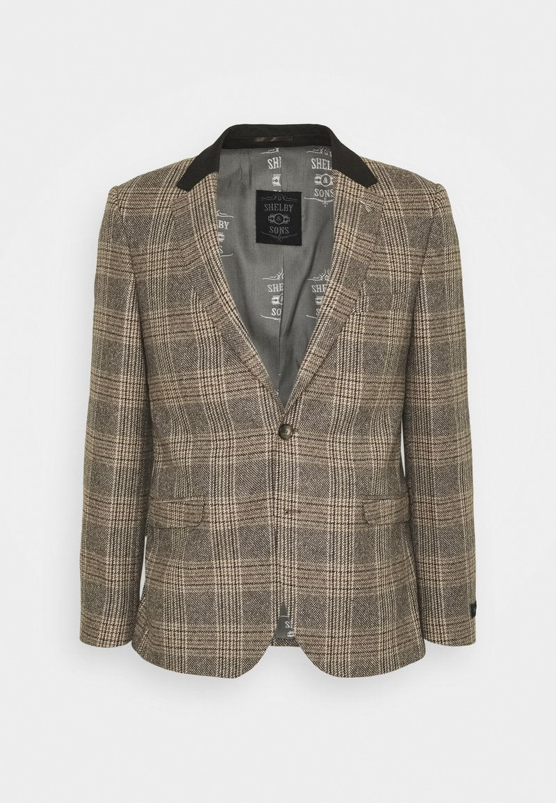 Shelby & Sons - KNOWLE - Blazer jacket - brown