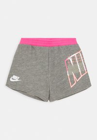 Nike Sportswear - PRINTED - Shorts - carbon heather - 1