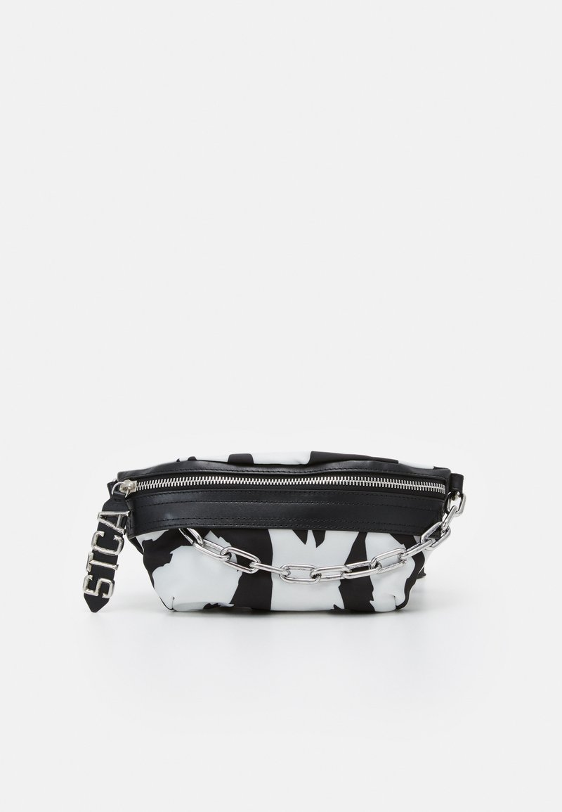 Just Cavalli - Bum bag - bianco/nero
