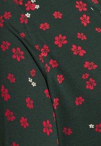 Esprit - ECOVEROAOP  - Camiseta de manga larga - dark green - 2