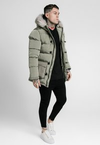 SIKSILK - STOP PUFF - Winter coat - khaki - 1