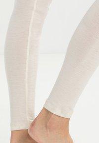 Hanro - LONGLEG - Leggings - Stockings - cygne - 3