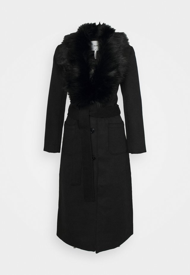 OBJANNE MADON JACKET  - Zimní kabát - black