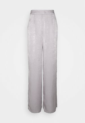 LITTLE MISTRESS TALL - Bukse - silver
