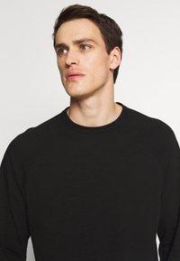 James Perse - RAGLAN - Long sleeved top - black - 4