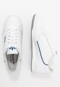 adidas Originals - CONTINENTAL - Sneakers laag - footware white/sky tint/legend marine - 1