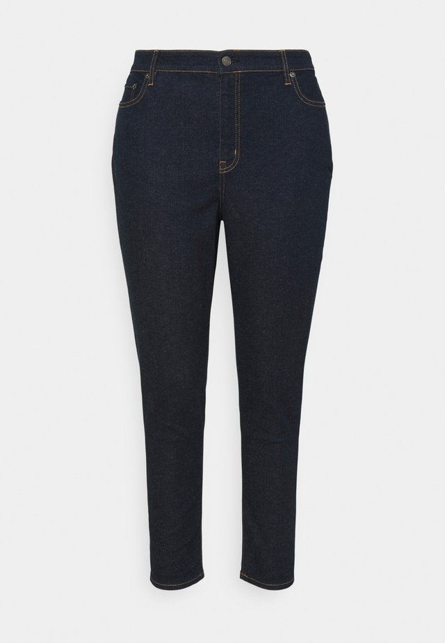 5-POCKET - Jeans Skinny - rinse wash