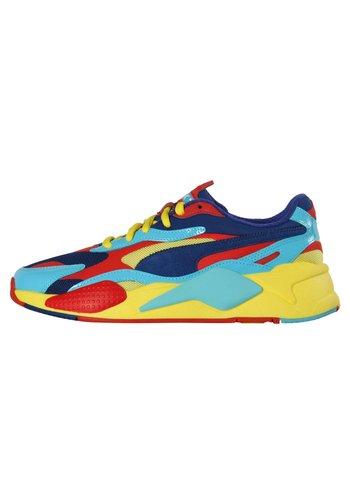 Sneakers laag - blau (296)