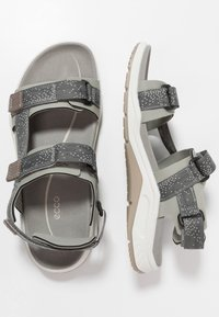 ECCO - X-TRINSIC - Outdoorsandalen - moon - 1