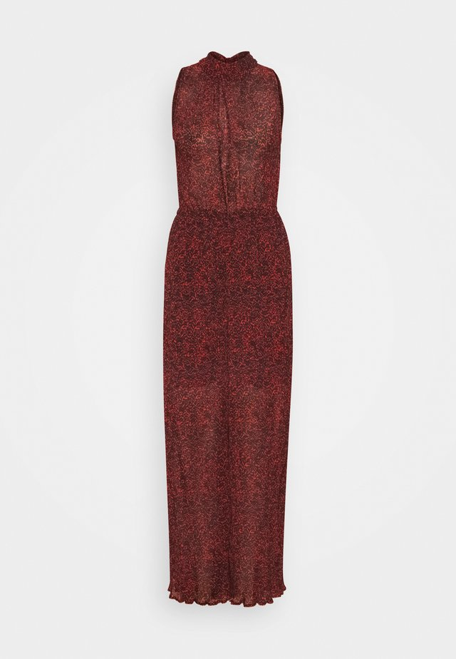 CRINKLE ALL IN ONE - Jumpsuit - red