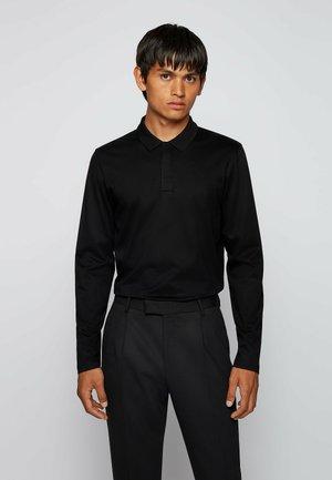 PASCHAL - Poloshirt - black