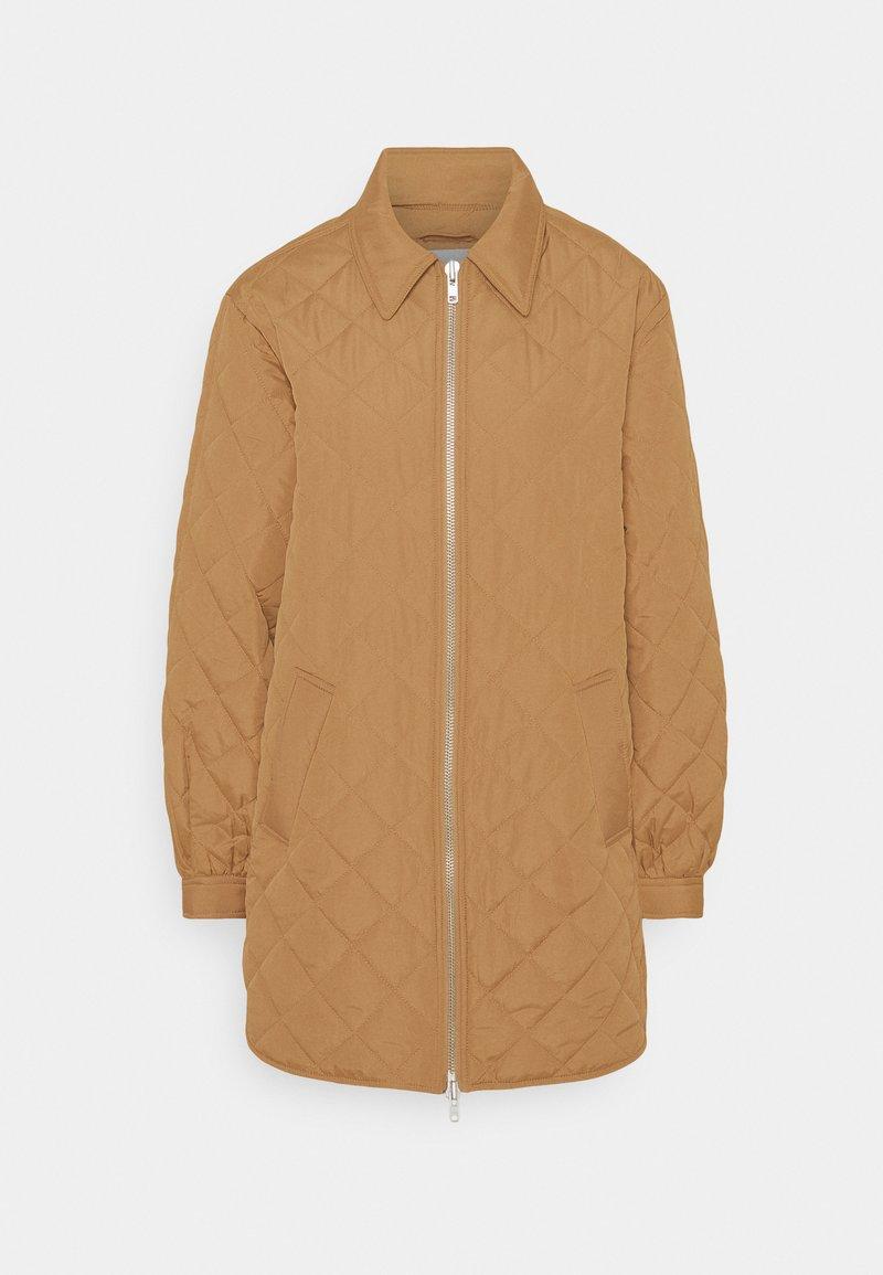 Modström - HEVA JACKET - Classic coat - camel