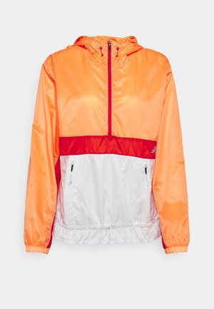 SPEED FUEL LIGHT WEIGHT JACKET - Giacca da corsa - citrus punch